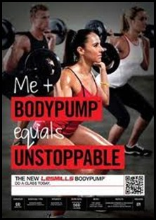 bodypump training