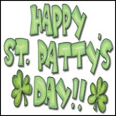 st. pattys day