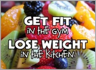 get fit lose weight