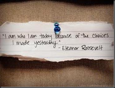 i am who I am today bc