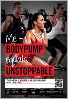 bodypump training