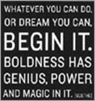 begin it