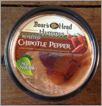 chipotle pepper hummus