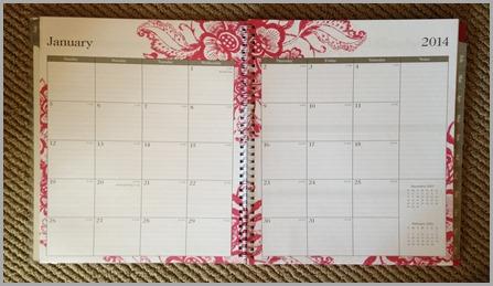 planner full calendar
