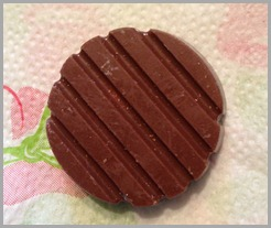 chocolate mint pattie