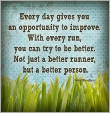 everyday run