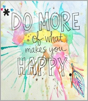 what makes you happy