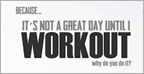 great day workout