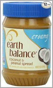 pb earth balance coconut